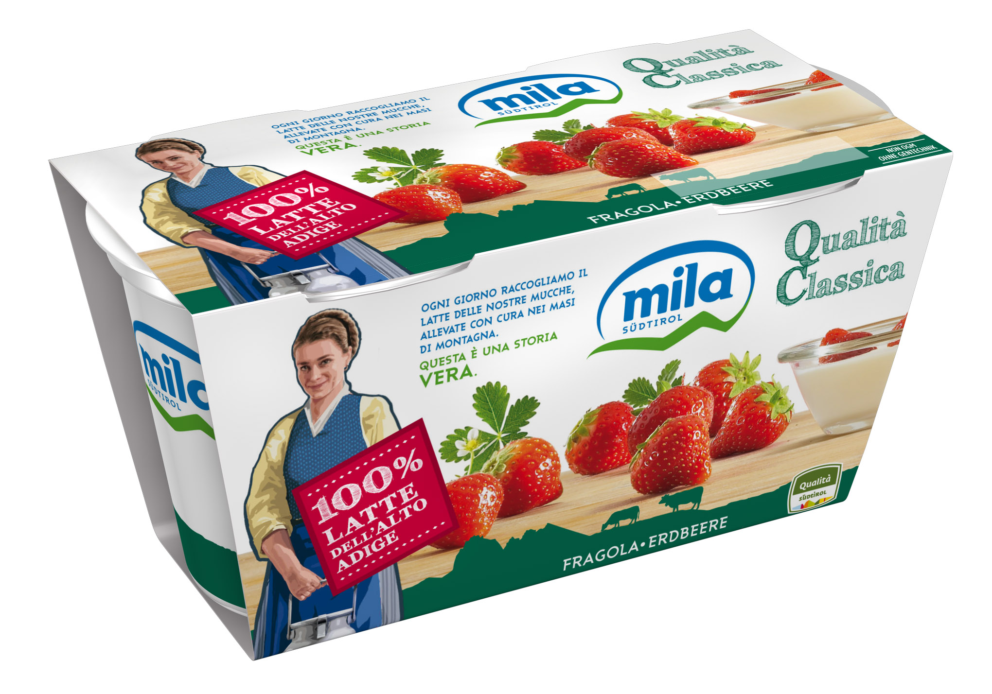 Yogurt mila 250 gr.